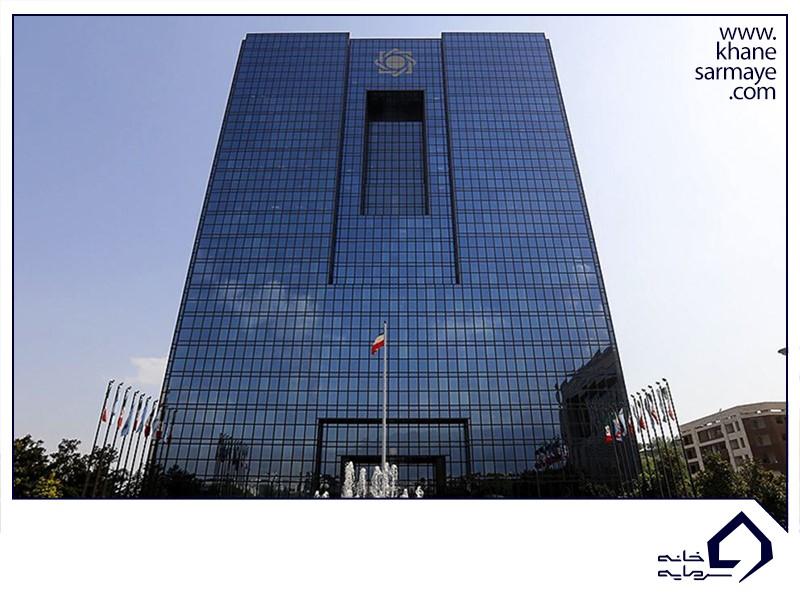 ترازنامه بانک مرکزی