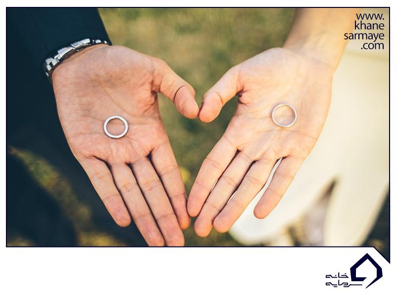ازدواج بدون پول