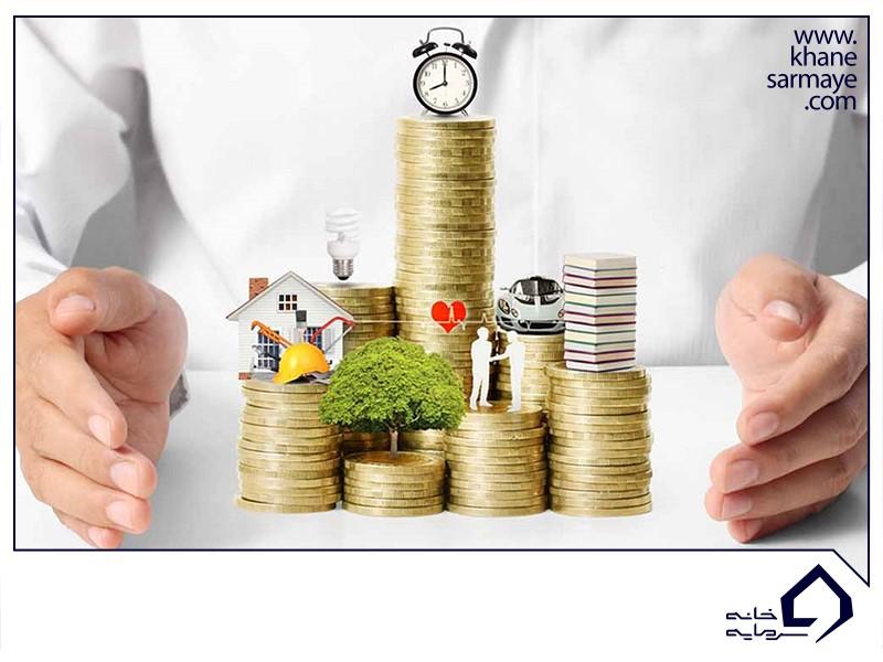 پخش کردن پول یکی از روش های جلوگیری ضرر در بورس