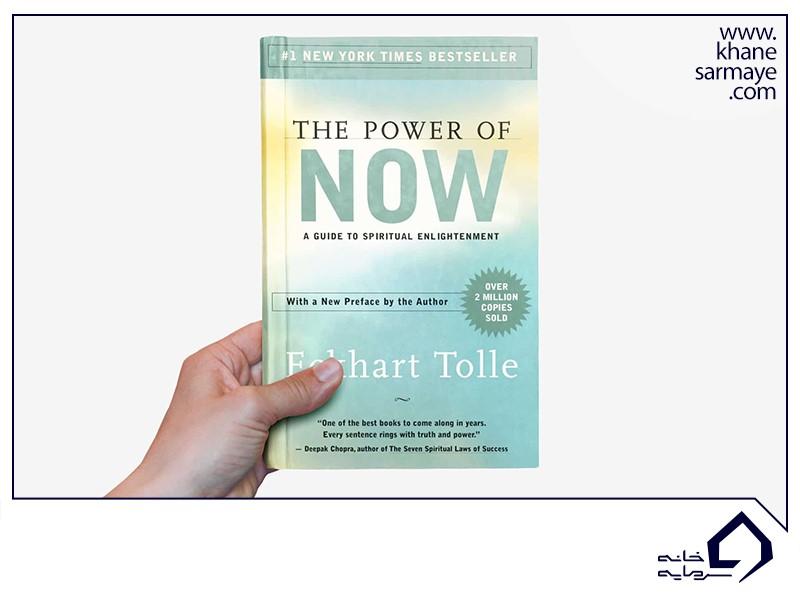 کتاب قدرت حال اثر اکهارت تال