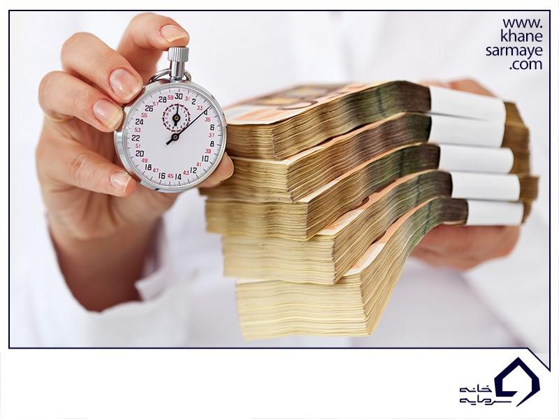ابزاری برای پرداختهای انجامنشده (پرداخت های آتی) - وظیفه پول