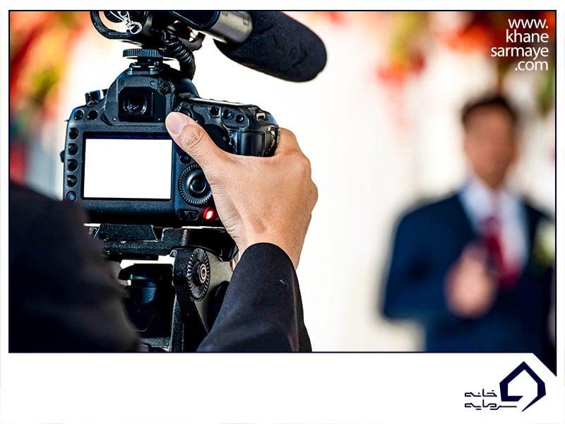 عکاسی و فیلمبرداری به عنوان شغل دوم