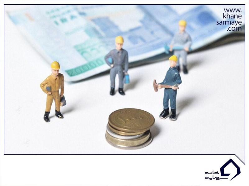 انواع دستمزد و قوانین آن