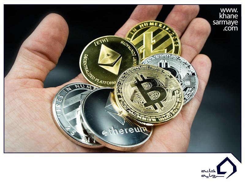 بررسی سهم بیتکوین نسبت به سایر رمز ارزها