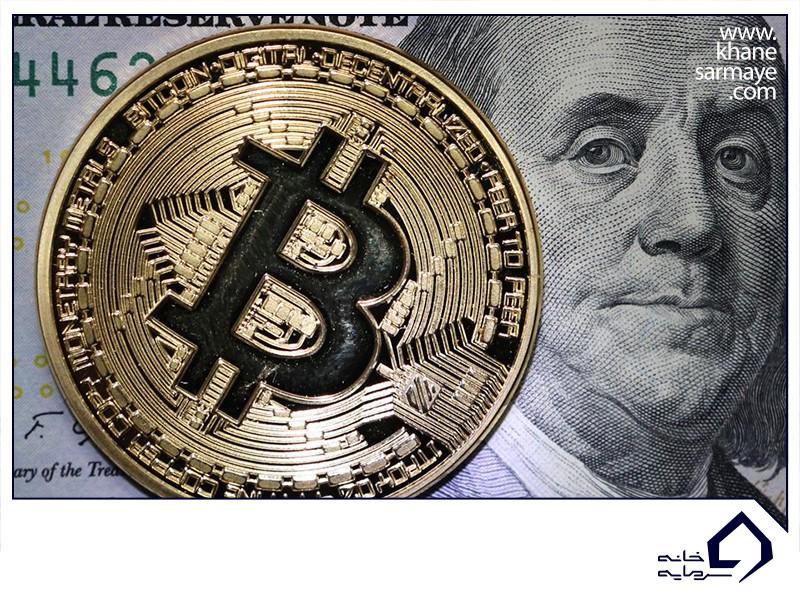 رابطه بیتکوین و دلار